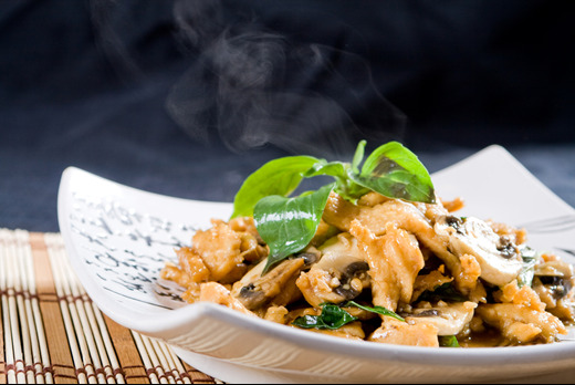 Mushroom Stir Fried - Chinese Near Me Delivery in West Barnes KT3