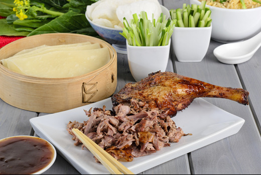 Crispy Aromatic Duck - Half - Thai Takeaway in Merton SW19