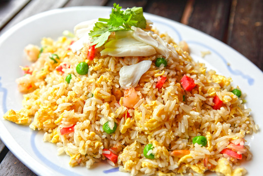 Singapore Fried Rice - Chinese Food Takeaway in The Mews SW18