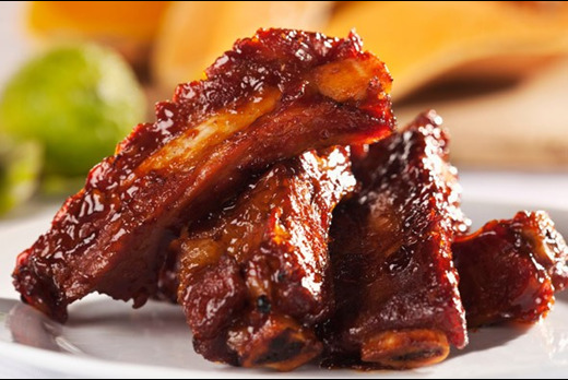 Barbecued Spare Ribs - Thai Takeaway in Furzedown SW17