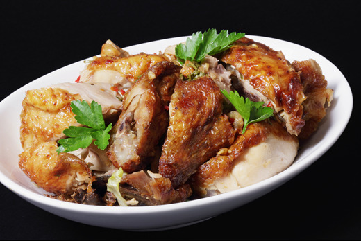 Roast Chicken Chinese Style - Thai Restaurant Delivery in South Wimbledon SW19