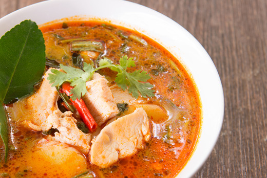 Thai Tom Yum Soup - Local Chinese Delivery in Wimbledon Common SW19