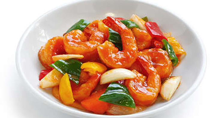 Sweet & Sour Chicken Hong Kong Style - Chinese Takeaway in Summerstown SW17