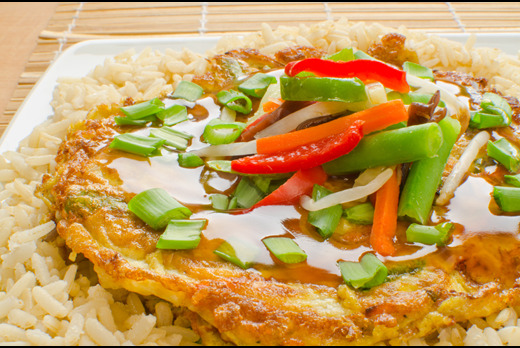 Egg Foo Young - Best Chinese Takeaway in Tooting Graveney SW17