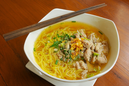 Chicken & Noodle Soup - Thai Food Takeaway in Wandsworth Common SW11