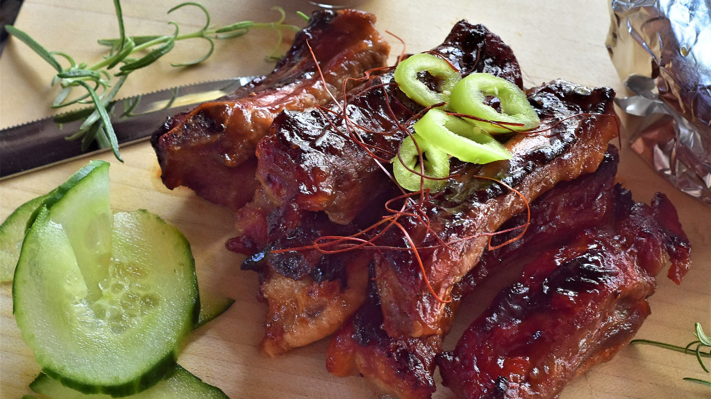 BBQ Ribs (3) - Chinese Food Takeaway in Balham SW12