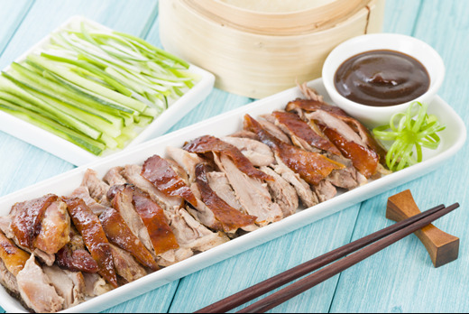 Crispy Aromatic Duck - Whole - Chinese Restaurant Delivery in Wandsworth Common SW11