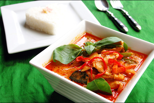 Thai Red Curry - Local Chinese Delivery in Wimbledon Common SW19