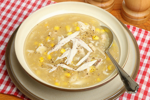 Crab & Sweetcorn Soup - Chinese Food Takeaway in Streatham Vale SW16