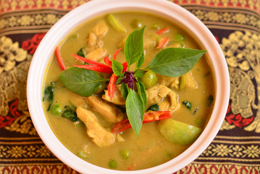 Thai Green Curry - Chinese Restaurant Delivery in Raynes Park SW20