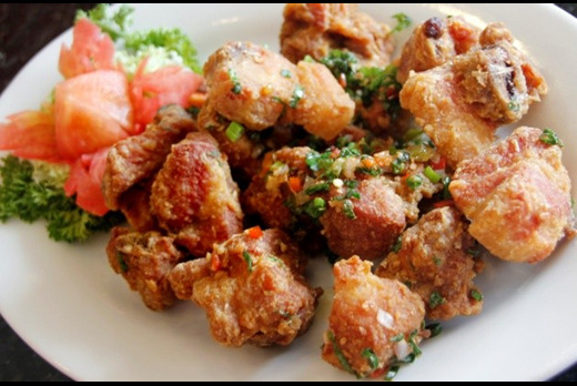 Peppercorn Salt with Ribs - Thai Food Delivery in Wimbledon Park SW19
