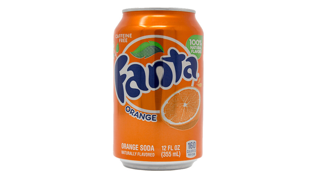Fanta Can - American Pizza Delivery in Whiteoak Green OX29