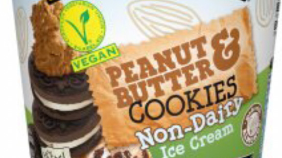 Ben & Jerrys Peanut Butter and Cookies Dairy Free - Takeaway Food Delivery in Minster Lovell OX29