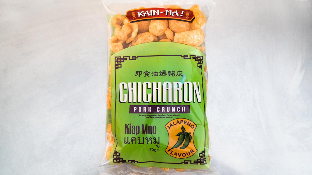Jalapeno Chicharron - Lunchtime Takeaway in Lower Holloway N7