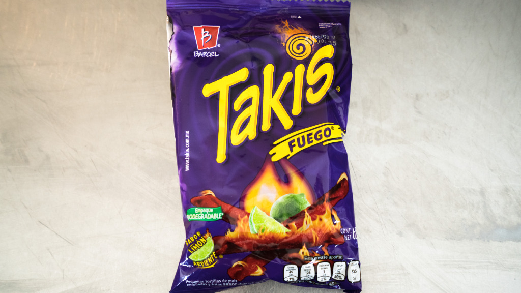 Takis Fuego - Cold Cuts Delivery in Covent Garden WC2E