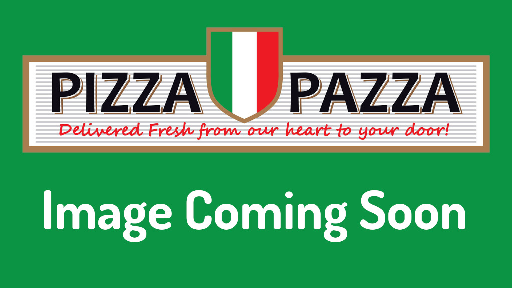 2Oz Cheese Burger - Pizza Pazza Delivery in Ravensthorpe PE3