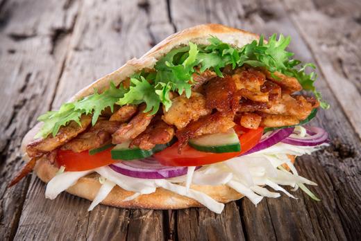 Chicken Kebab - Best Pizza Takeaway in Eastgate PE1