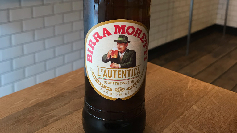 Moretti - Bare Decent Pizza Delivery in Hackney E8