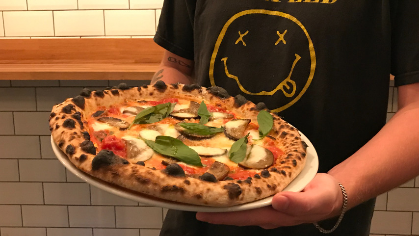 Parmigiana - Woodfired Pizza Takeaway in Stepney E1
