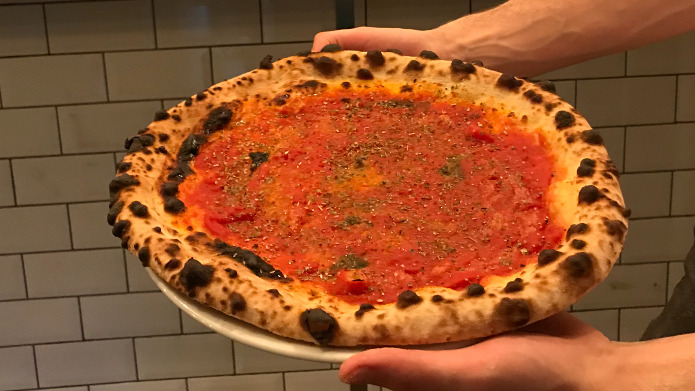 Marinara - Woodfired Pizza Takeaway in Stepney E1