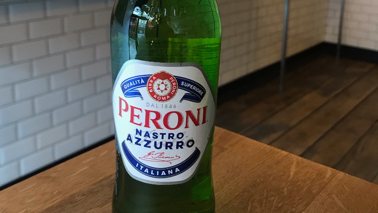 Peroni - Bare Decent Pizza Delivery in Tower Hill EC3N