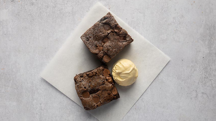 Chocolate Brownie - London Pizza Depot Delivery in Seven Kings IG3