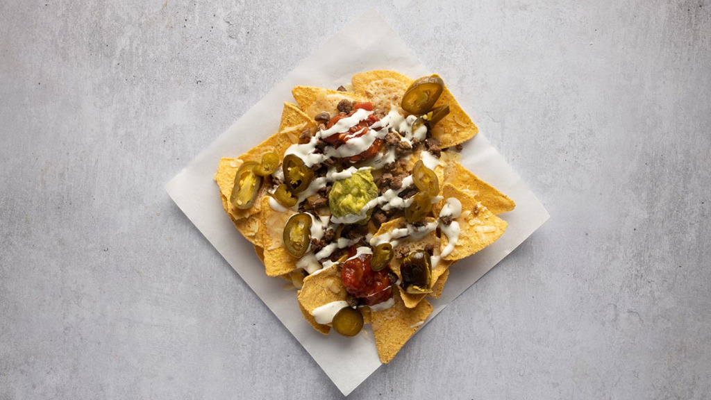 Spicy Beef Nachos - London Pizza Depot Takeaway in Leamouth E14