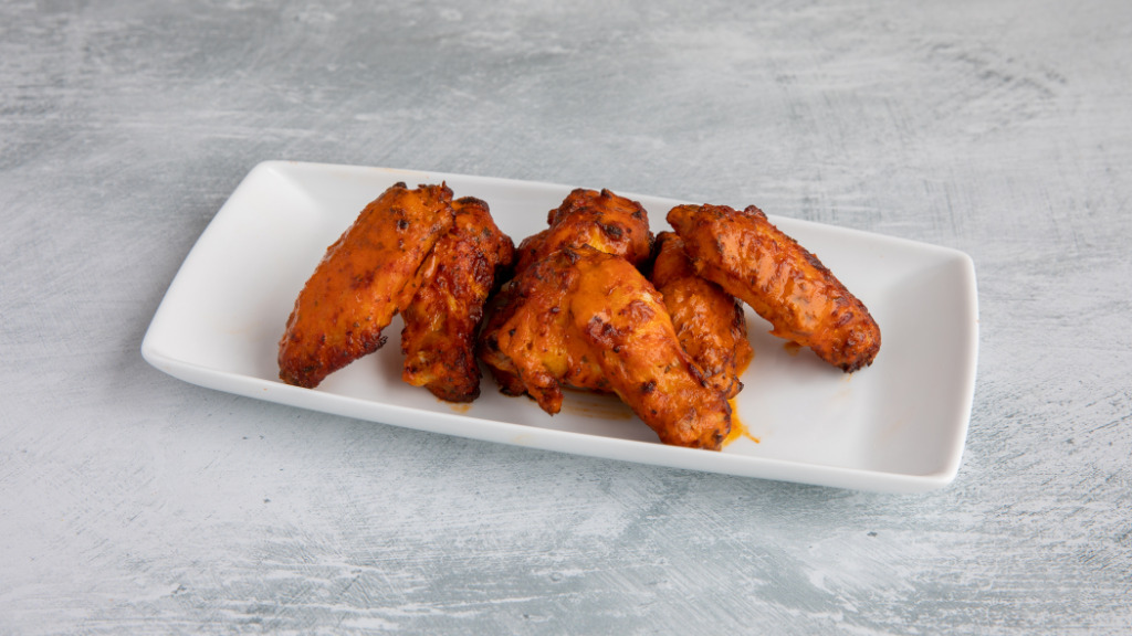 6 Piri Piri Hot Wings - Local Pizza Delivery in Cyprus E6