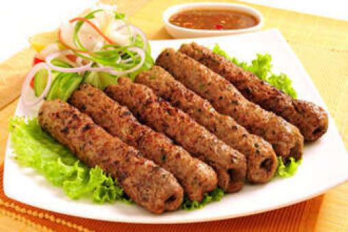Seekh Kebab (Main) - Indian Restaurant Takeaway in West Heath DA7