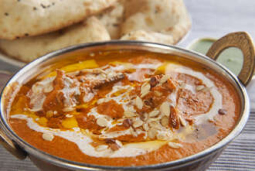 Butter Chicken - Thali Delivery in Crossness SE28