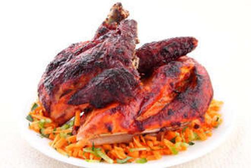 Tandoori Chicken - whole - Balti Takeaway in Long Reach RM19