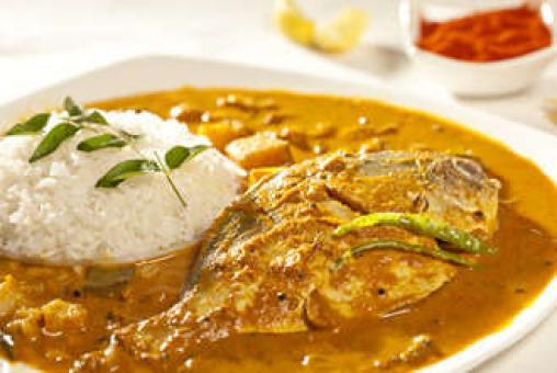 Fish Bhuna - Tandoori Restaurant Delivery in Erith DA8