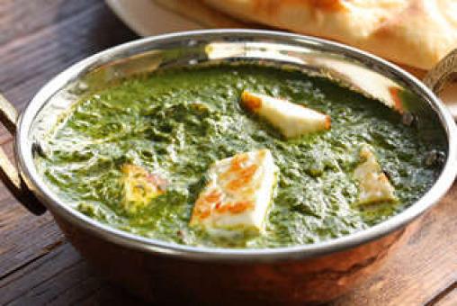 Sag Poneer - Best Indian Delivery in Barnehurst DA7