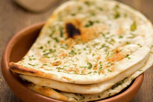 Garlic Naan - Best Indian Delivery in Barnes Cray DA1