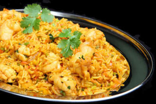 Prawn Biryani - Biryani Takeaway in Dartford Marshes DA1