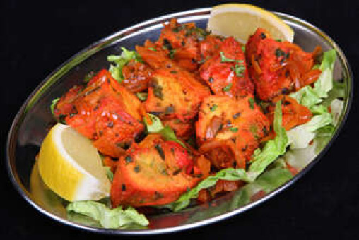 Chicken Tikka (Main) - Indian Restaurant Takeaway in Crossness SE28