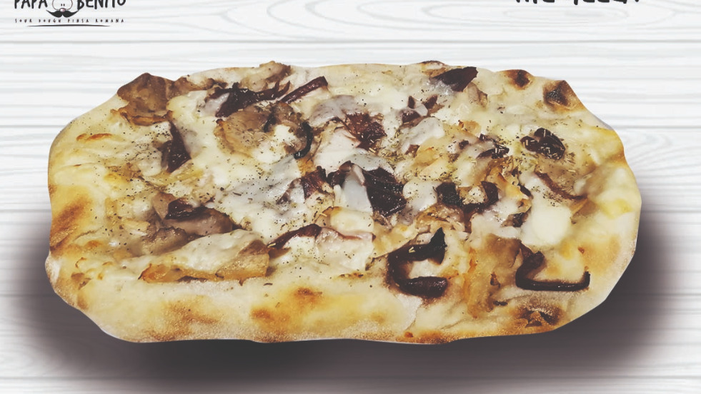 Nerone - Sourdough Pizza Takeaway in Shadwell E1W