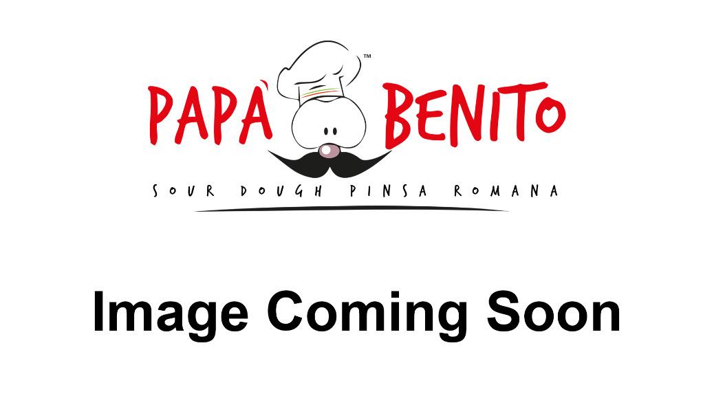 Nutella Pinsa - Papa Benito Delivery in Canary Wharf E14